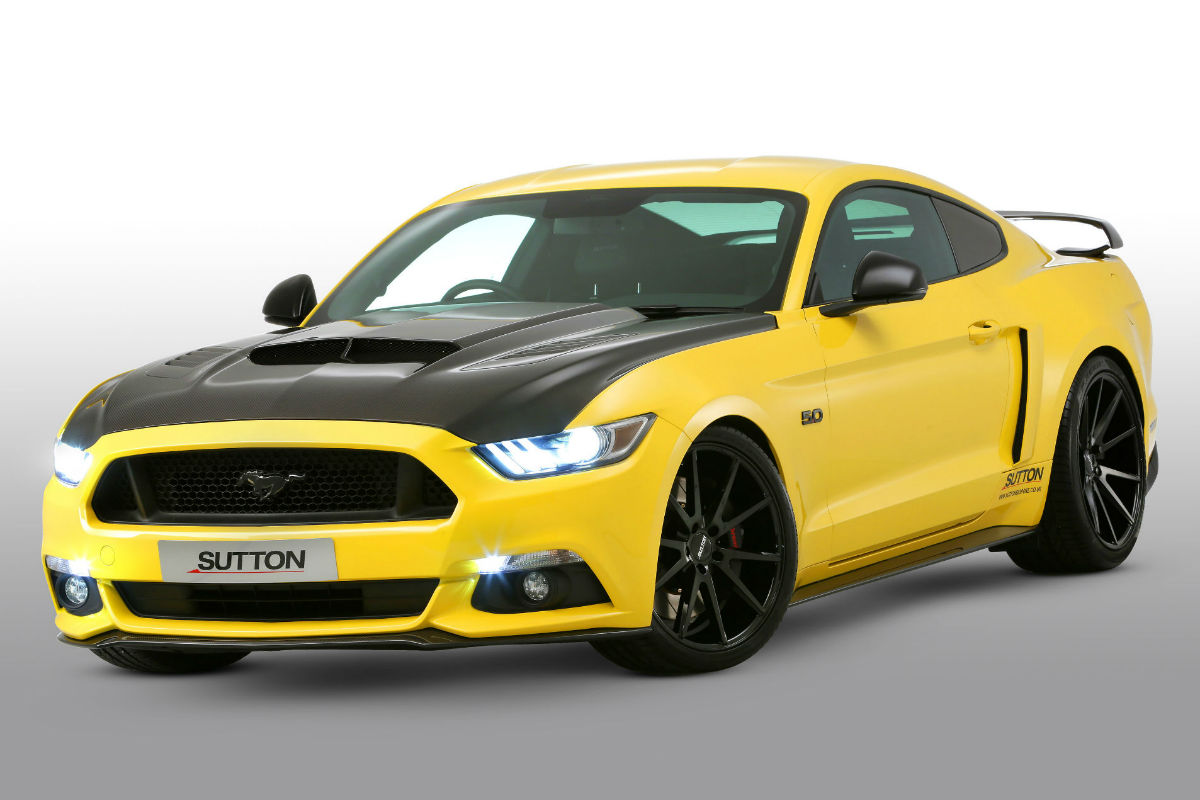 Ford Mustang Sutton 1