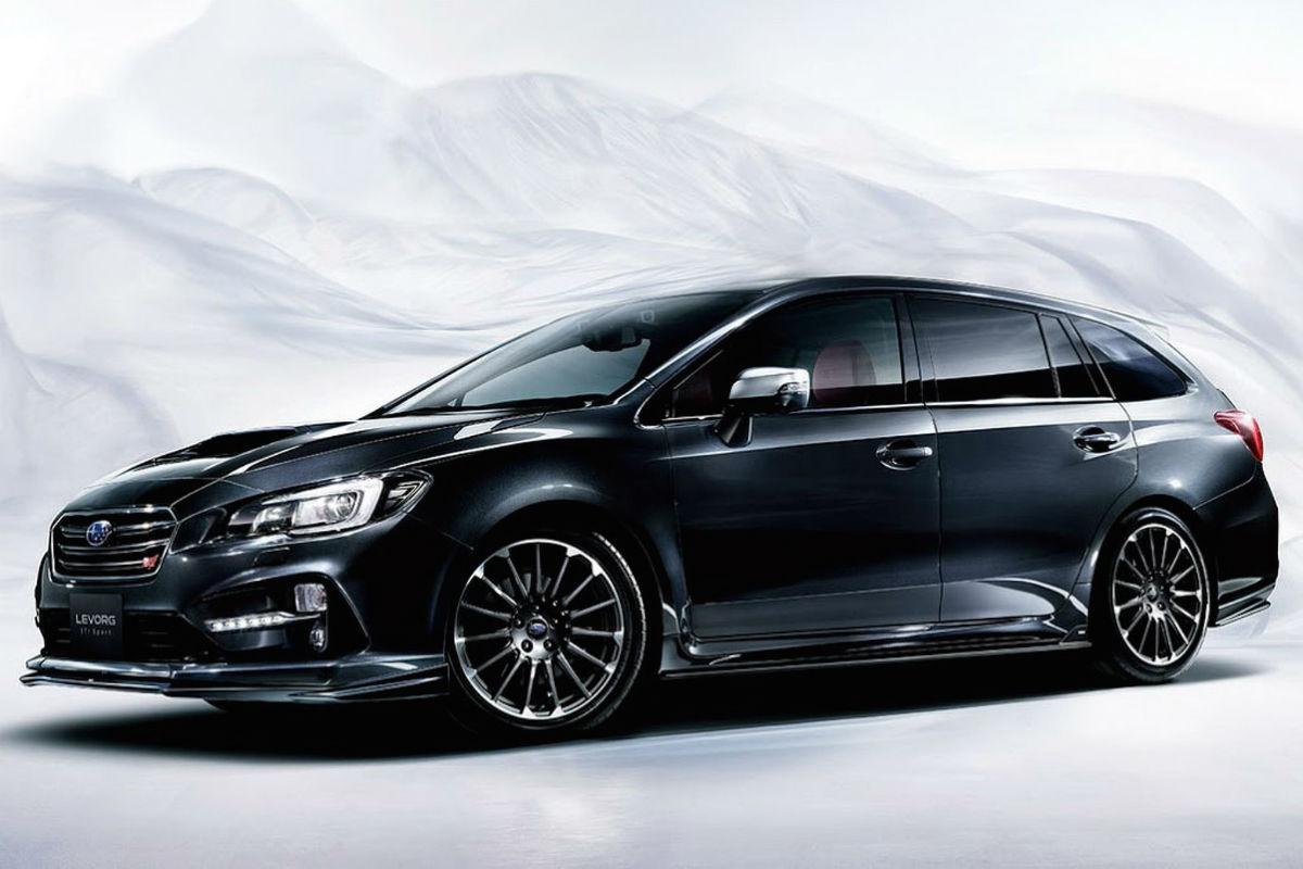 Subaru Levorg STI Sport, para las familias que quieran adrenalina en vena