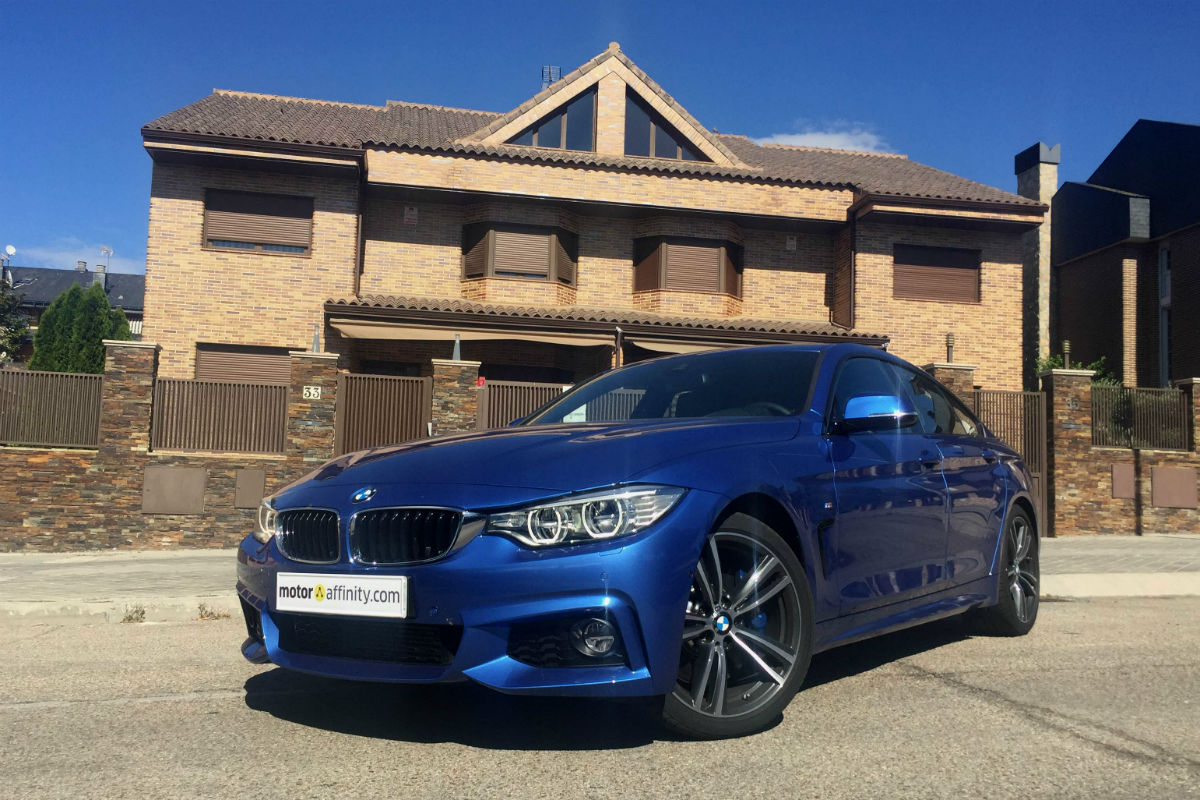 BMW 435i Gran Coupe 1