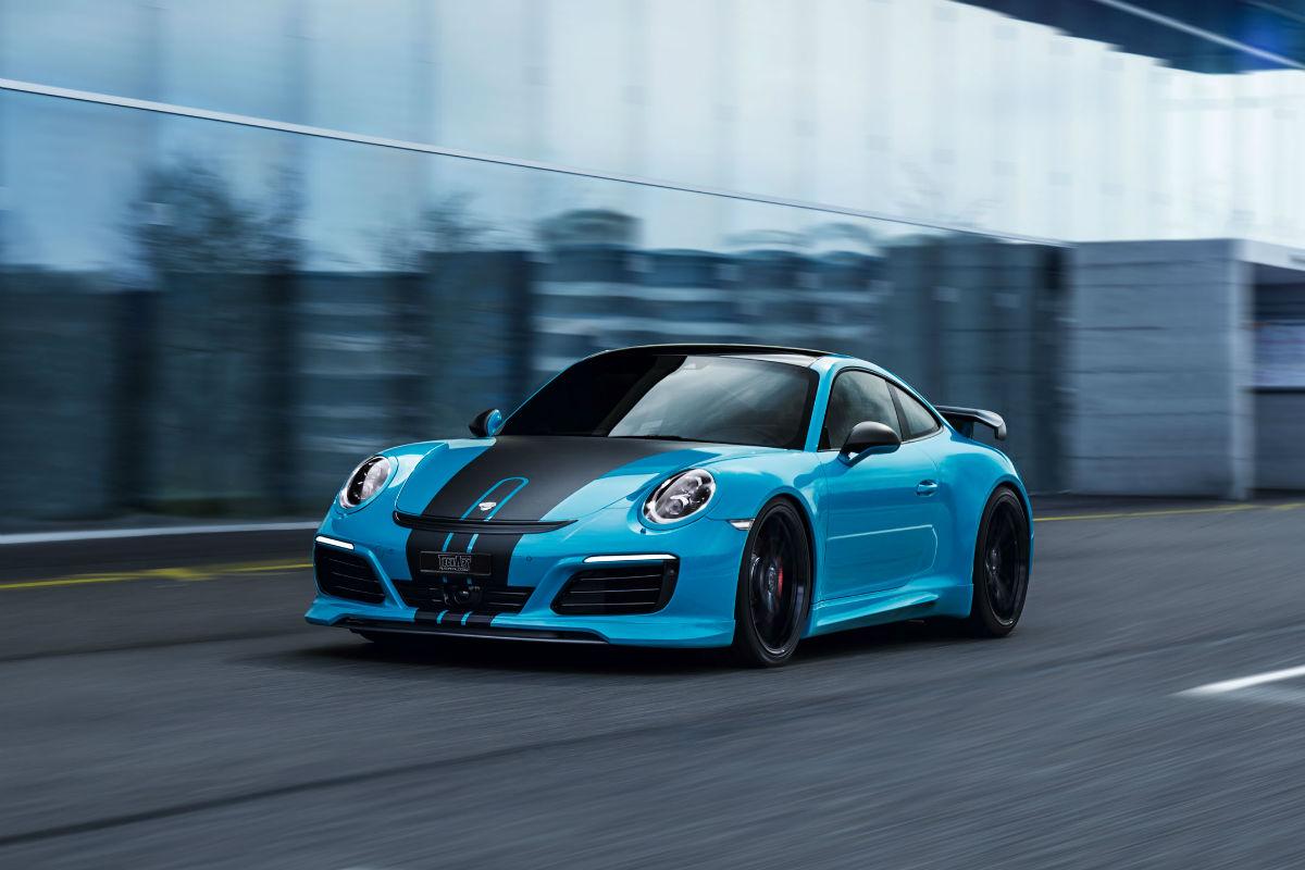 Porsche 911 TechArt 1
