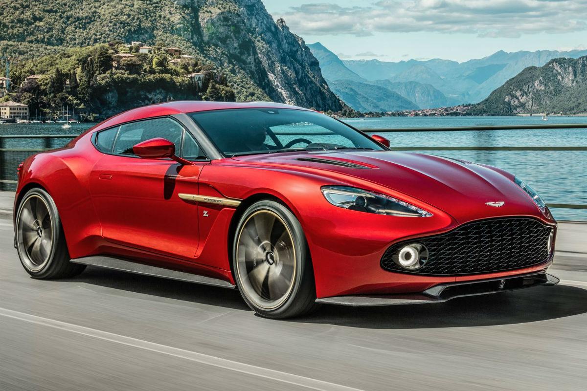 Vanquish Zagato Coupé: el Aston Martin más impresionante se hace real