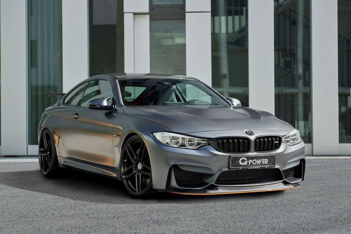 BMW M4 GTS G-Power 1