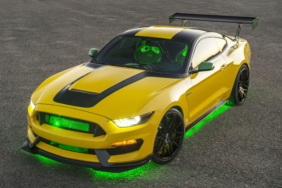 Shelby Mustang GT350 Ole Yeller 1