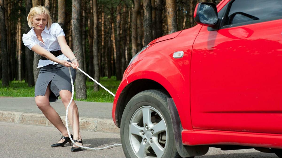 Reparar un coche