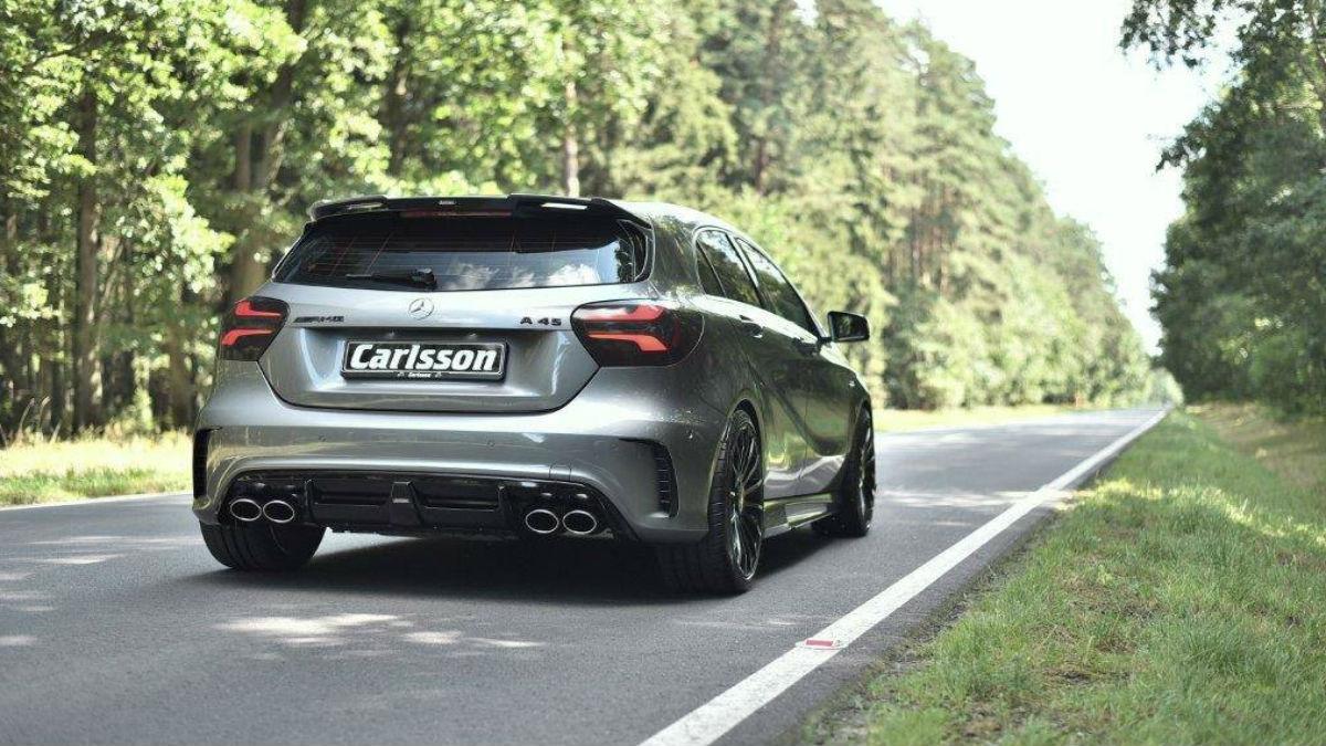 Mercedes a45 Carlsson
