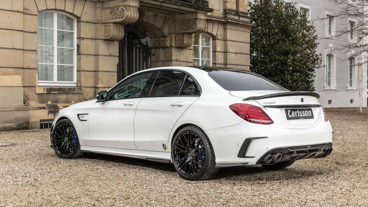 Mercedes CC 63 S