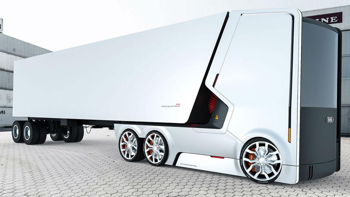 Audi Truck Concept