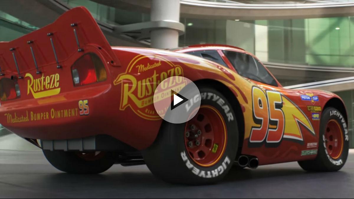 La nueva película de Cars se estrena el próximo día 14 de julio.