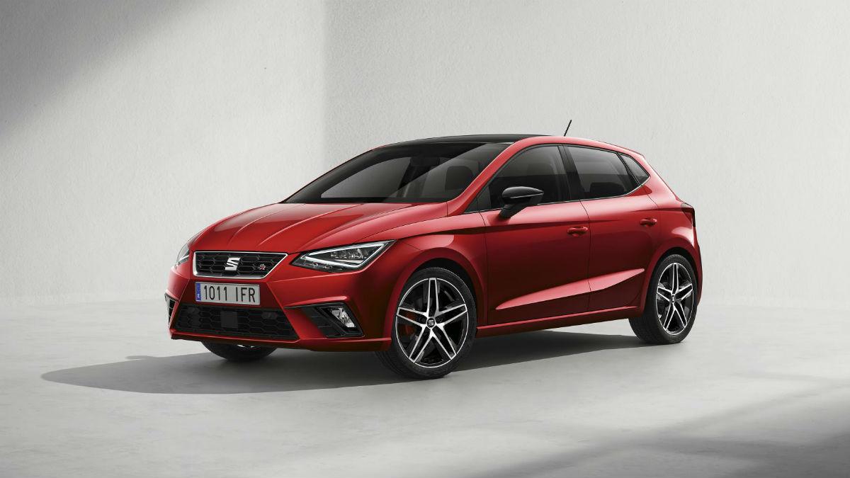 El Seat Ibiza es el que encabeza la lista de los coches más robados de España durante el año 2016.