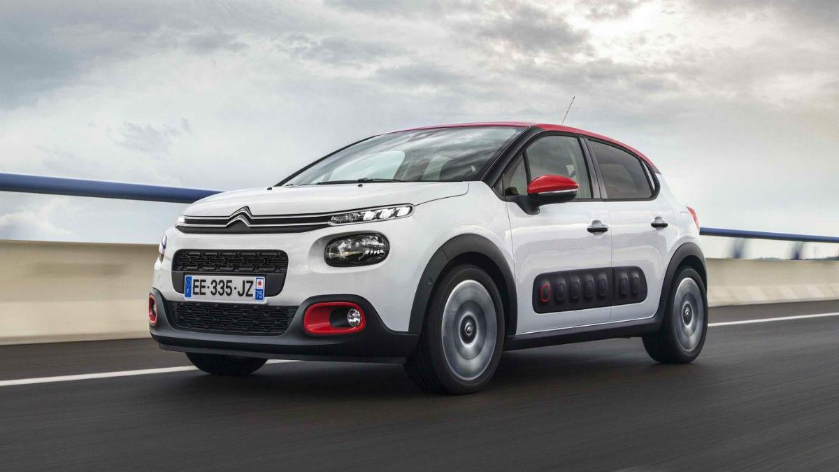El nuevo Citroën C3 es uno de los modelos de la marca francesa que recibe la «Colorterapia»