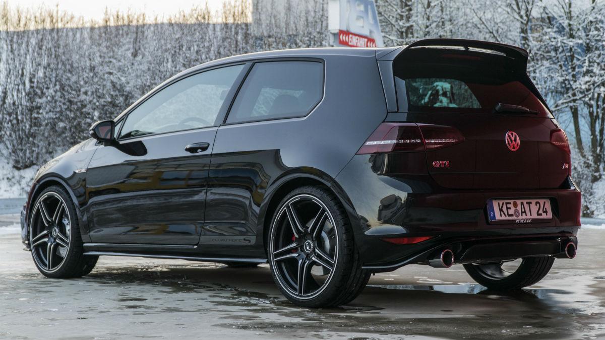 Volkswagen Golf GTI Clubsport S ABT