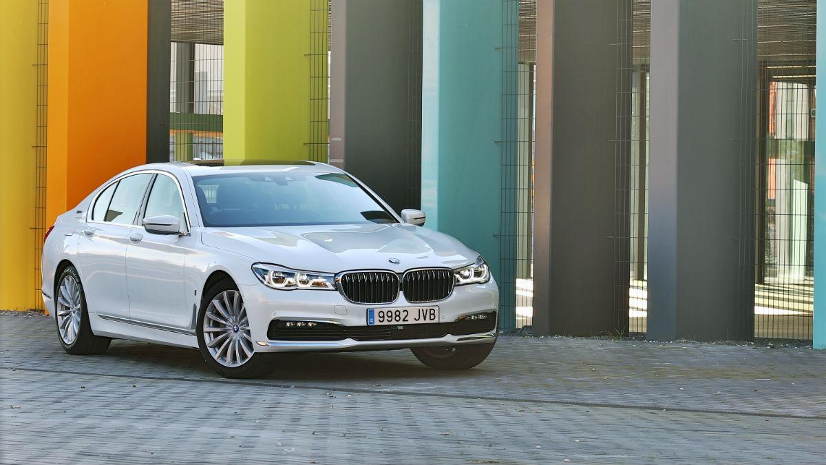 BMW Serie 7 iPerformance