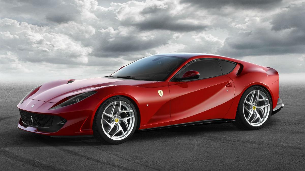 Ferrari ofrece la garantía más duradera del mercado.