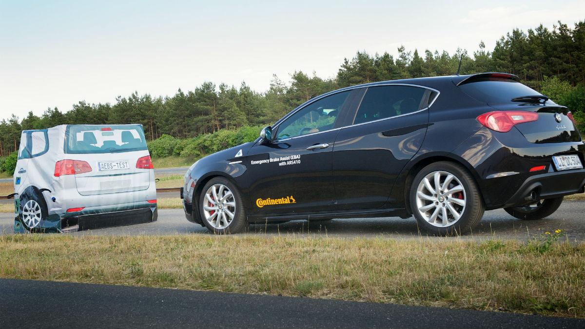 Continental busca acabar con los accidentes de tráfico.