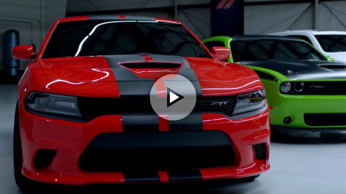 La marca americana Dodge tendrá una marcada presencia en la película Fast and Furious 8, lo que ya están aprovechando a nivel publicitario.