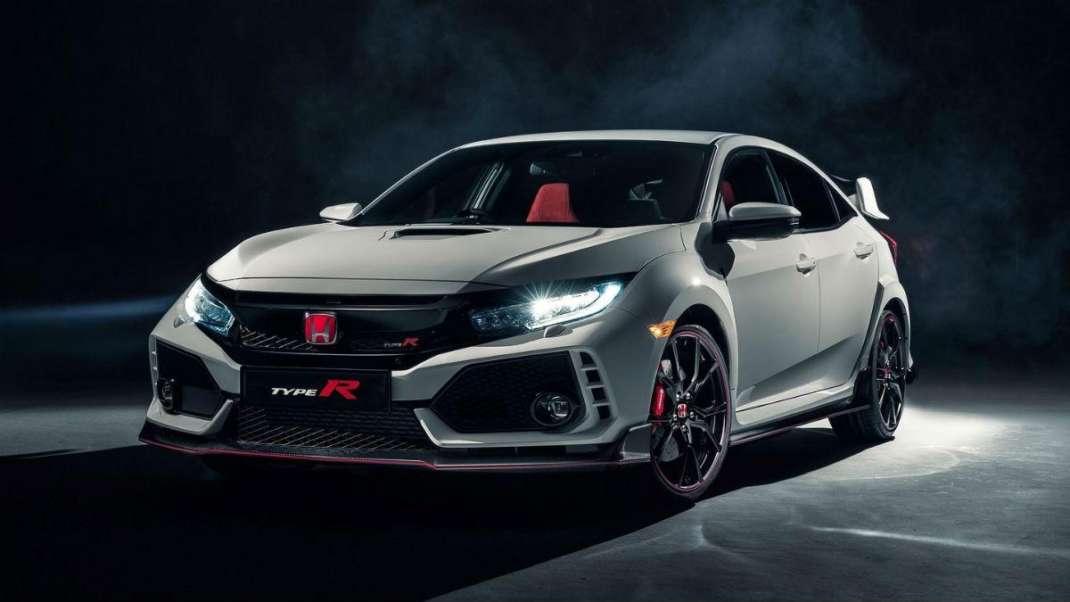El nuevo Honda Civic Type R es uno de esos pocos coches que llega al mercado con una imagen casi idéntica a la de su prototipo.
