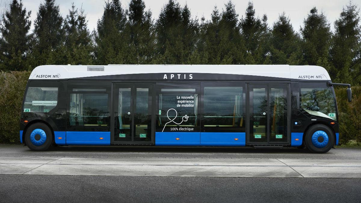 Aptis quiere acabar con la contaminación en el transporte público.