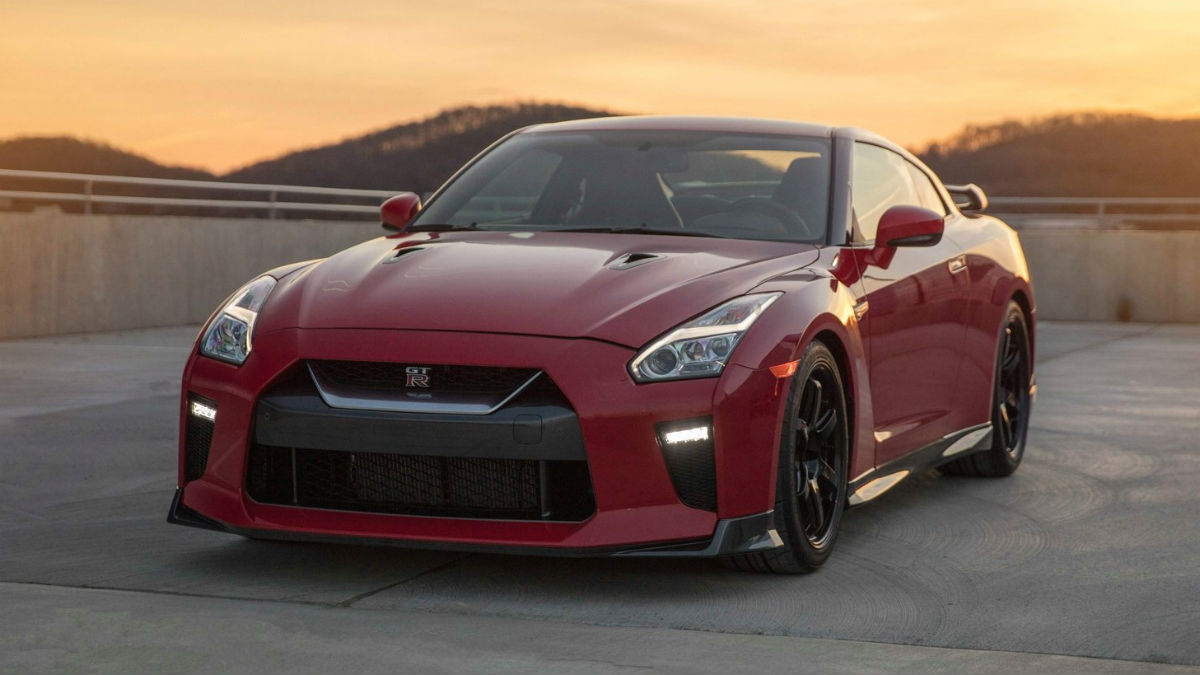 El nuevo Nissan GT-R Track Edition está homologado para circular por la calle, pero es en los circuitos donde saca lo mejor de sí mismo.