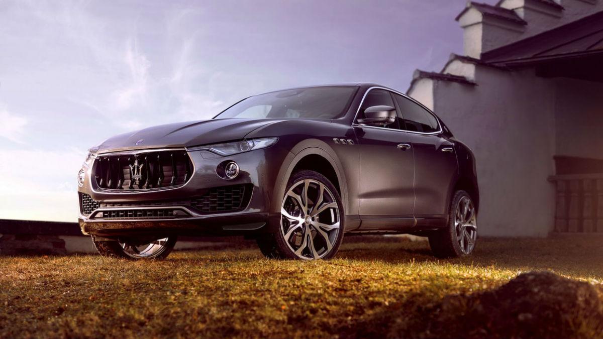Novitec Rosso se pone manos a la obra con el Maserati Levante demostrando que las preparaciones de coches no están limitadas a los súper deportivos.