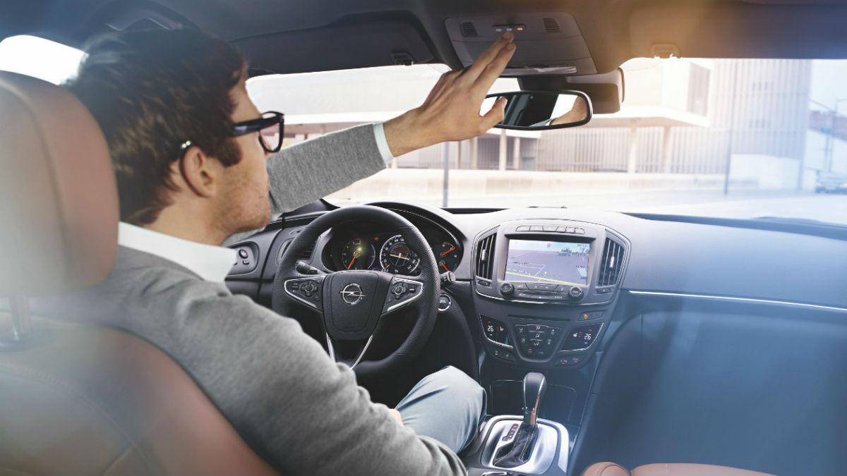 Opel OnStar ofrece desde ahora nuevas e interesantes opciones de ayuda en todos los modelos de la marca