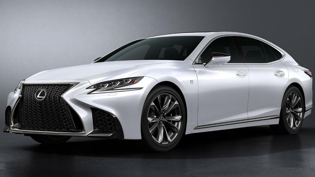 El nuevo Lexus LS 500 F Sport llega dispuesto a ofrecer un interesante compendio entre deportividad y elegancia.