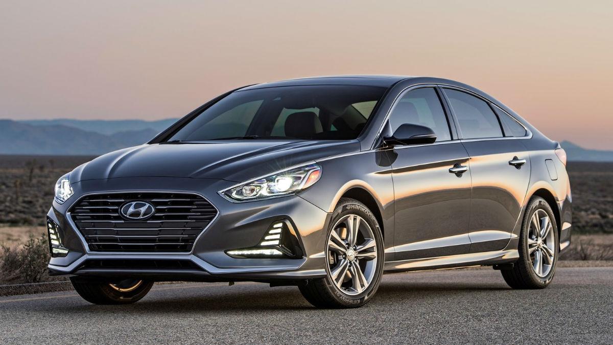 El nuevo Hyundai Sonata ha dado la cara en el Salón del Automóvil de Nueva York.