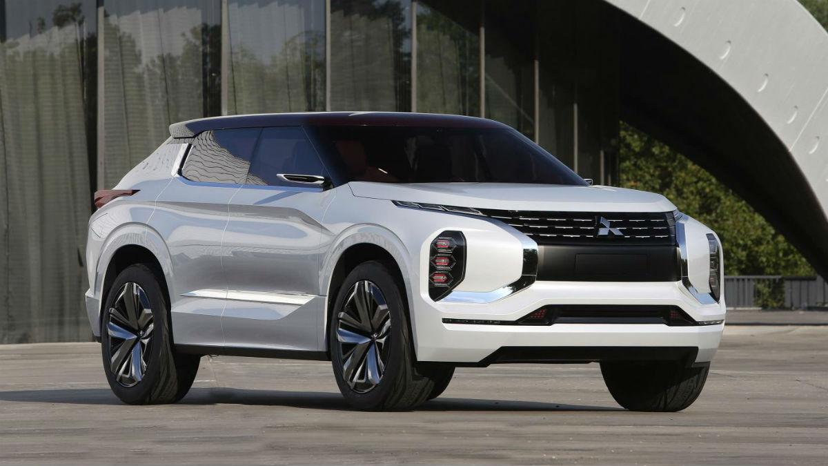 El Mitsubishi GT-PHEV Concept es una de las grandes apuestas de la marca japonesa para el Salón de Shanghai.