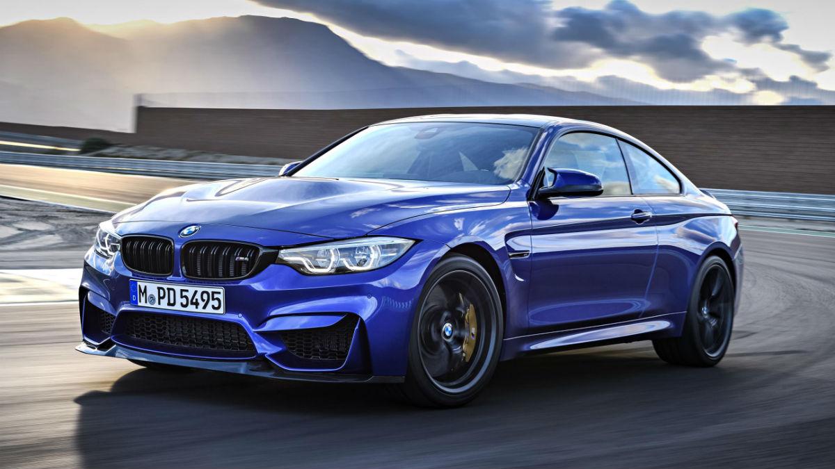 El nuevo BMW M4 CS supone el paso previo al impresionante GTS, sin que ello suponga apenas merma en su radicalidad.