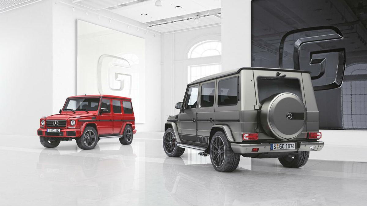 El Mercedes Clase G vuelve a estar de actualidad gracias a la llegada de dos nuevas variantes que no hacen sino aumentar su leyenda.