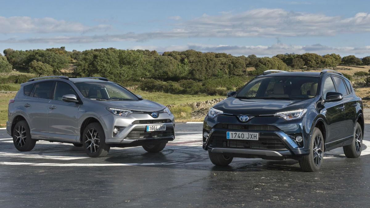 Toyota presenta la variante Feel! Edition para su RAV4 hybrid, que ofrece un aspecto de lo más distinguido y un equipamiento de altura.