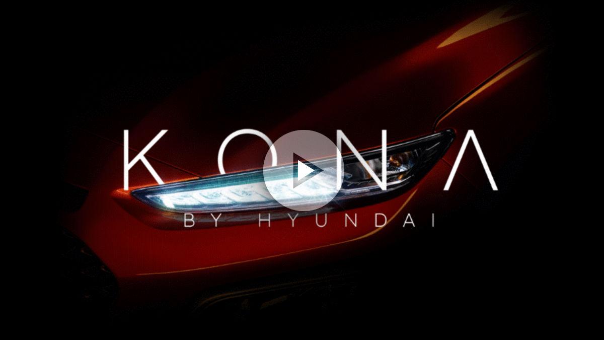 Hyundai adelanta en vídeo algunos de los detalles del nuevo Kona, un SUV compacto que llega dispuesto a revolucionar uno de los segmentos más competidos del mercado.