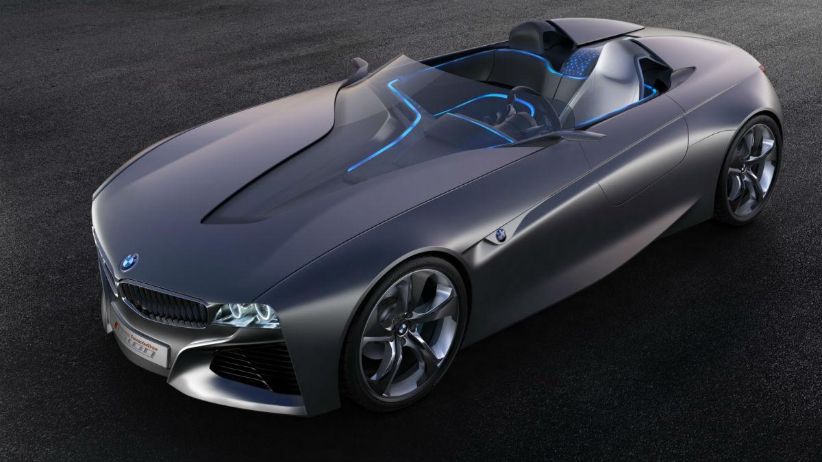 El BMW Vision ConnectedDrive presentado en 2011 podría ser el primer precursor del nuevo BMW Z4, cuya versión prototipo podría darse a conocer a mediados de agosto.