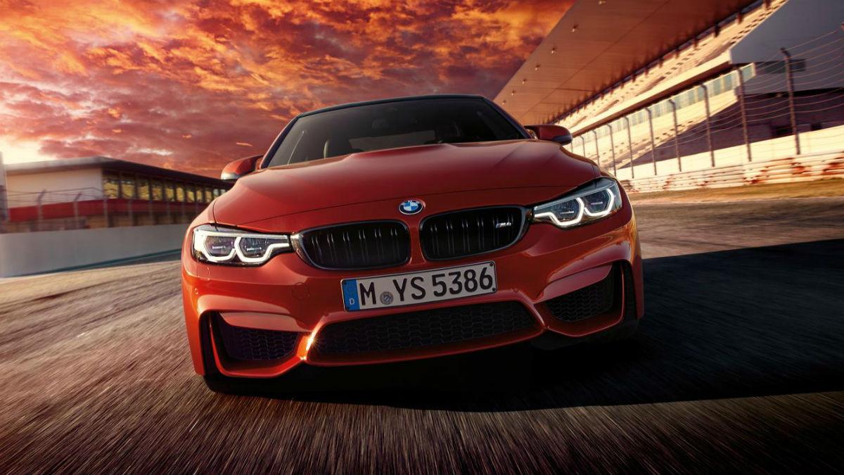 Los precios del Paquete Competición para los BMW M3 y M4 suponen un sobreprecio que se acerca a los 10.000 euros.