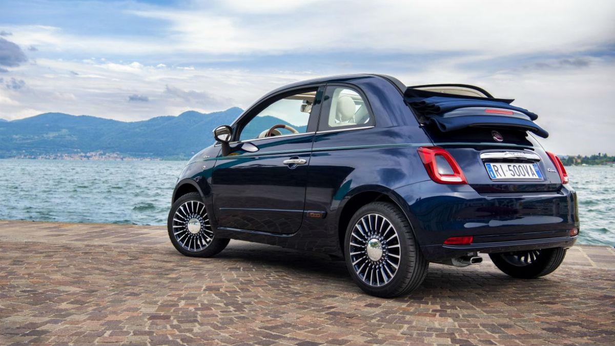60 años del nacimiento del Fiat 500.