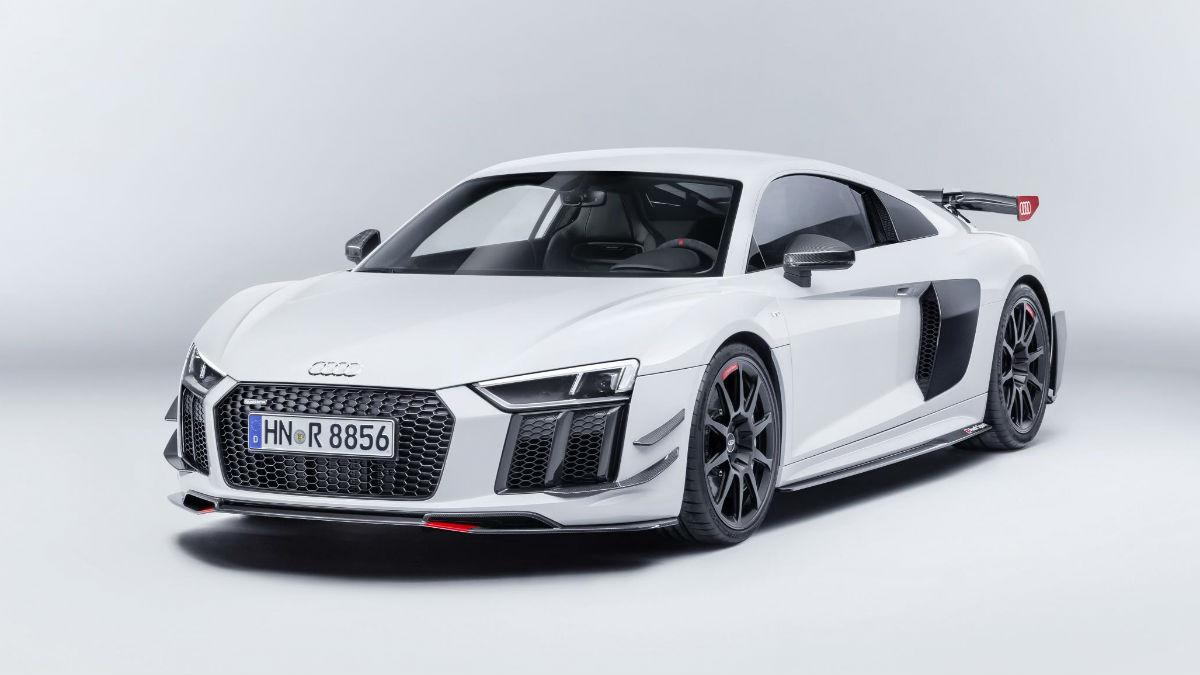 Con Audi Sport Performance Parts, dos modelos como el R8 y el TT se vuelven más fieros que nunca en todos los sentidos.