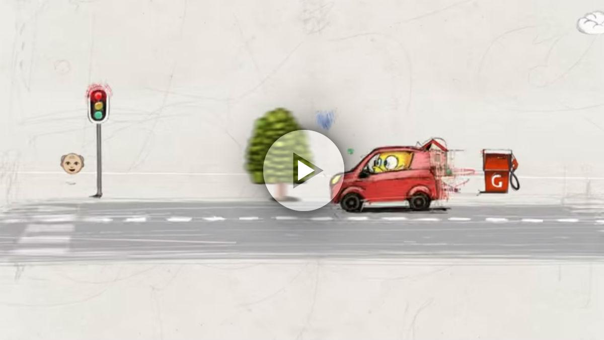 Ford nos ayuda a concienciar a los conductores acerca del peligro de utilizar el Whatsapp al volante con este simpático y completo vídeo.