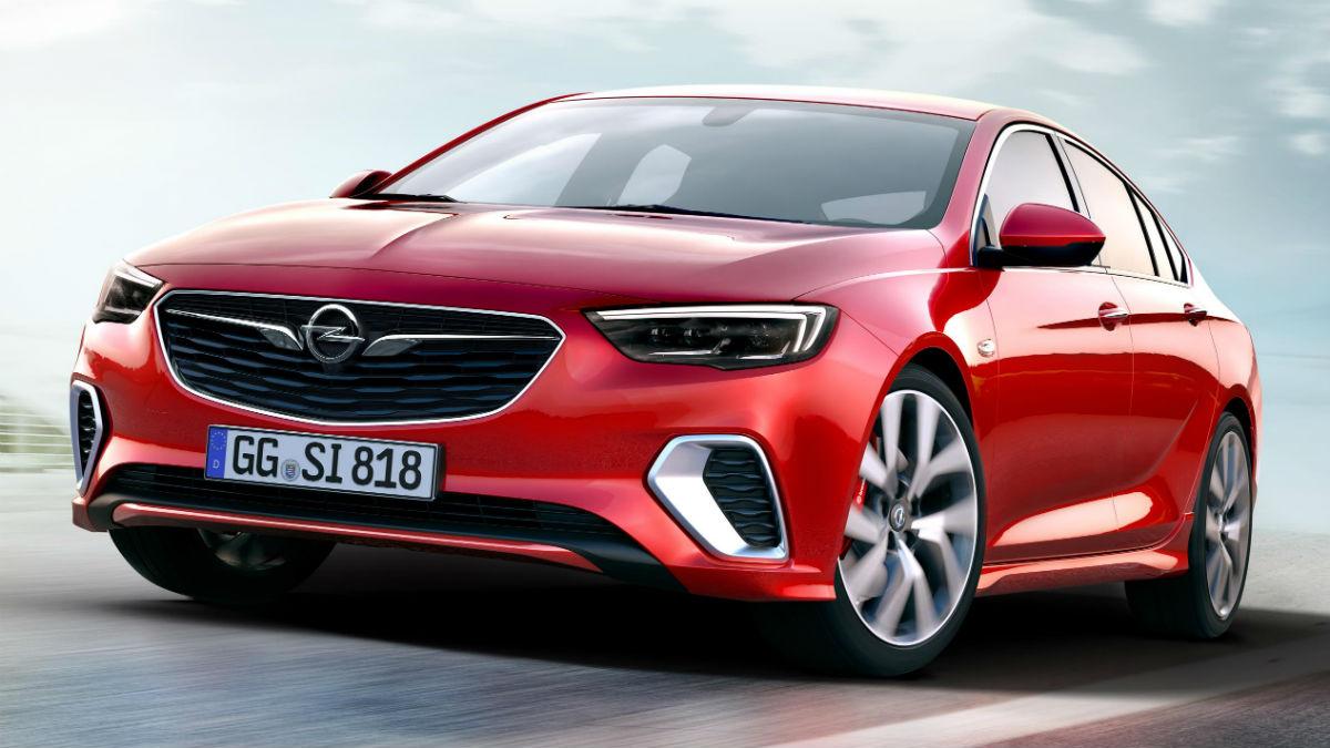 El nuevo Opel Insignia GSi se va a presentar oficialmente en el Salón de Frankfurt, pudiéndose realizar los primeros pedidos en noviembre.