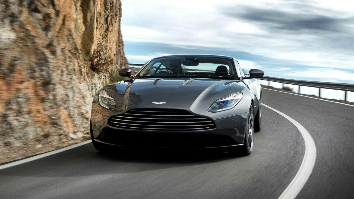 La idea de Aston Martin es fabricar motores para la F1.