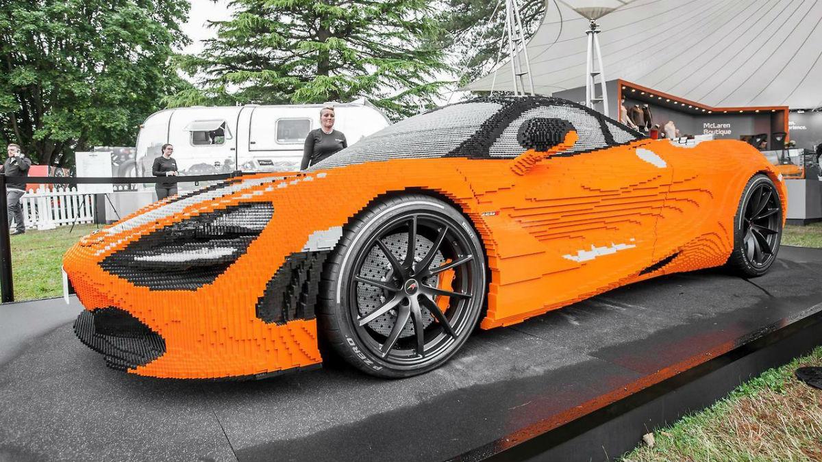 Esta unidad del McLaren 720S es sin duda la más especial.