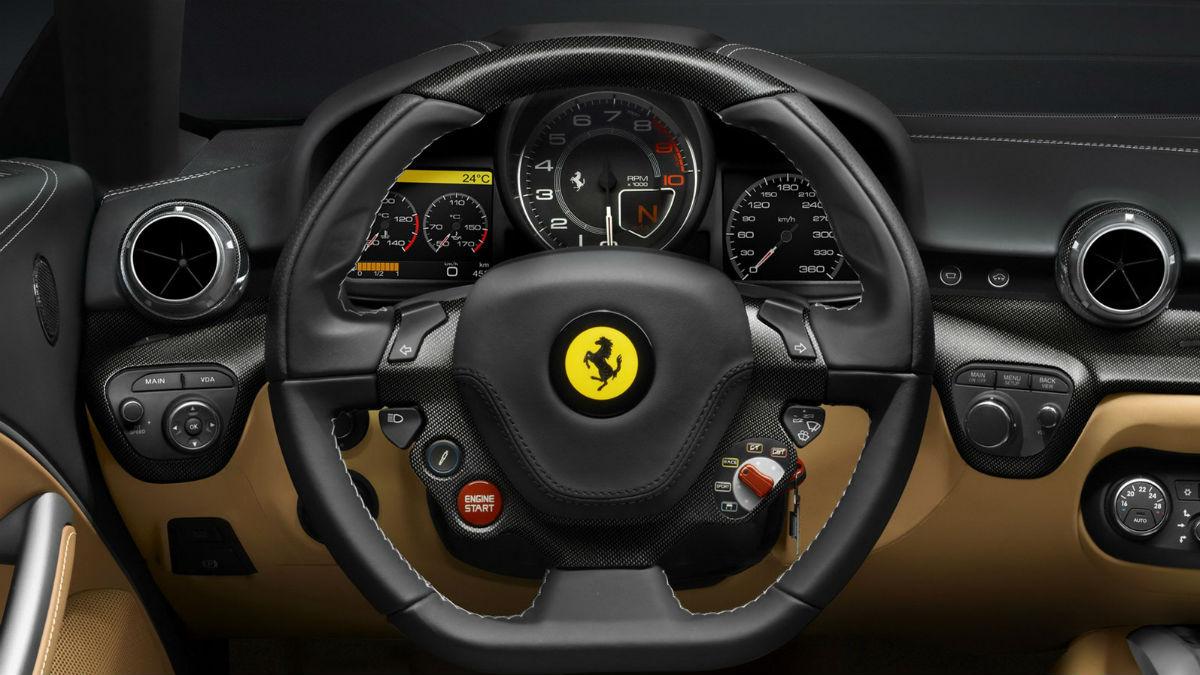 Ferrari también apuesta por fabricar un SUV.