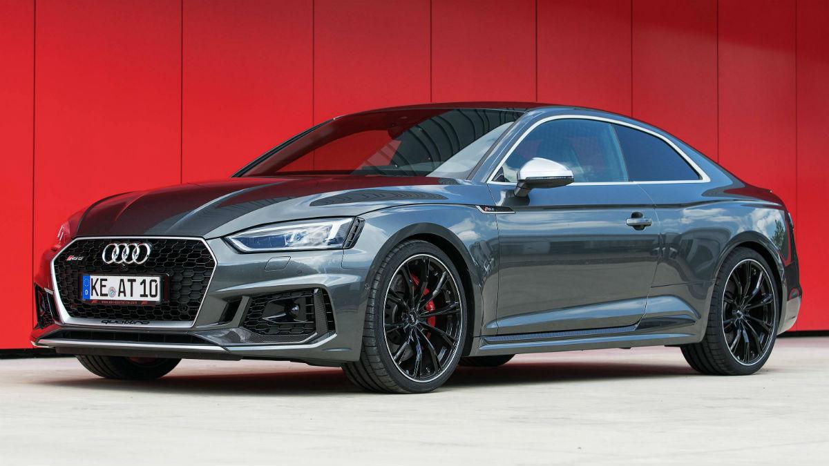 ABT se ha puesto manos a la obra con el Audi RS 5 para crear una de las berlinas deportivas más impresionantes de todos los tiempos.