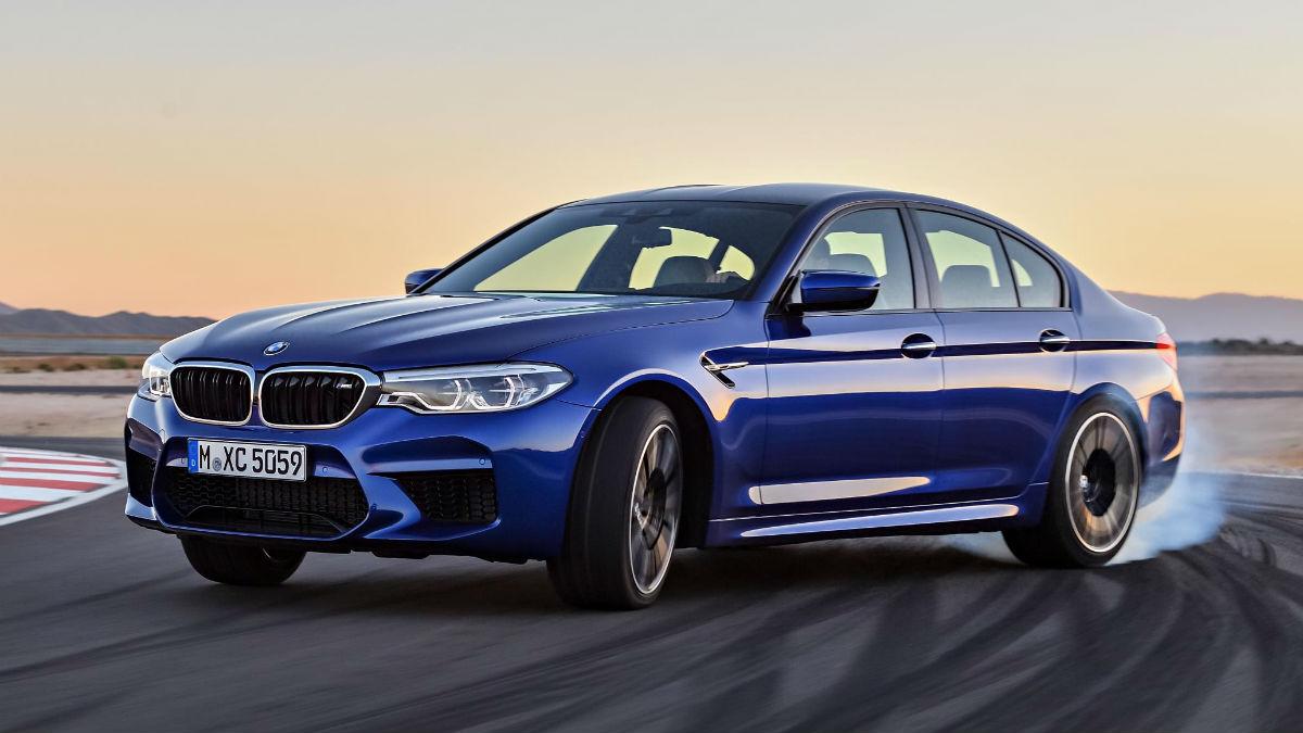 El nuevo BMW M5 se presenta con un sistema de tracción totalmente novedoso que catapulta su dinamismo hasta cotas muy elevadas.