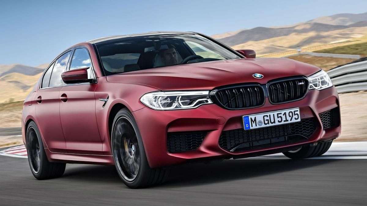 El nuevo BMW M5 First Edition tiene en su estética y en su completo equipamiento sus principales argumentos para destacar.