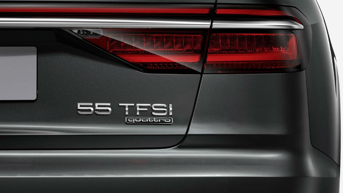 Audi va a cambiar la nomenclatura de sus modelos añadiendo unos dígitos que harán referencia a la potencia de sus motores medida en kW.