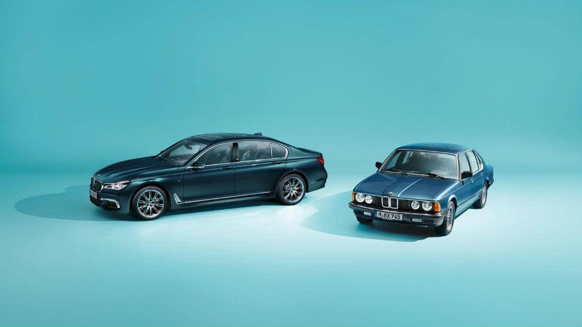 La Serie 7 de BMW cumple 40 años de vida, algo que celebra con la llegada de una de las ediciones especiales más lujosas que jamás se han creado.