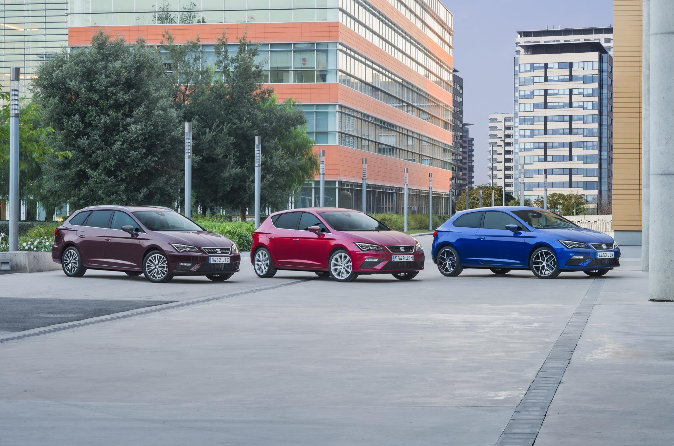 La tercera generación del Seat León está batiendo todos los récords de la marca en lo que a la historia del compacto se refiere.