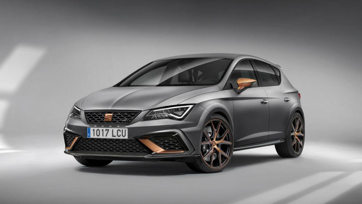 Seat se presentará con fuerza al Salón de Frankfurt, con el nuevo León Cupra R y el Arona como principales reclamos.