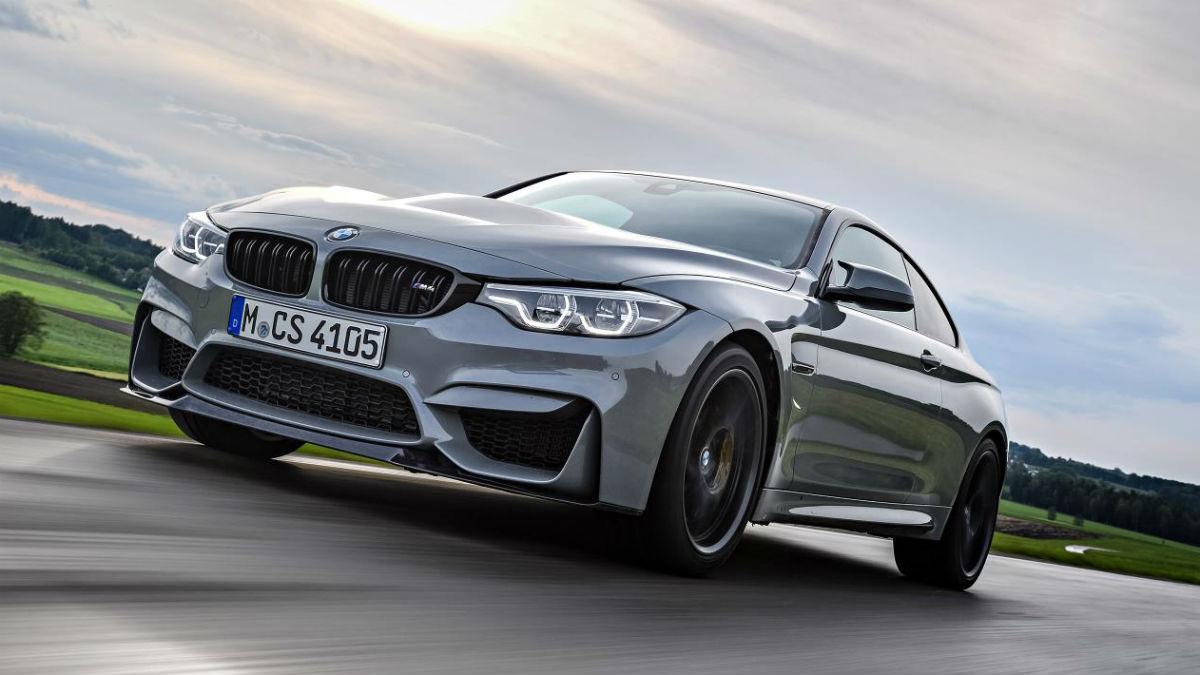 El nuevo BMW M4 CS llega al mercado español por un precio de partida de 133.900 euros.