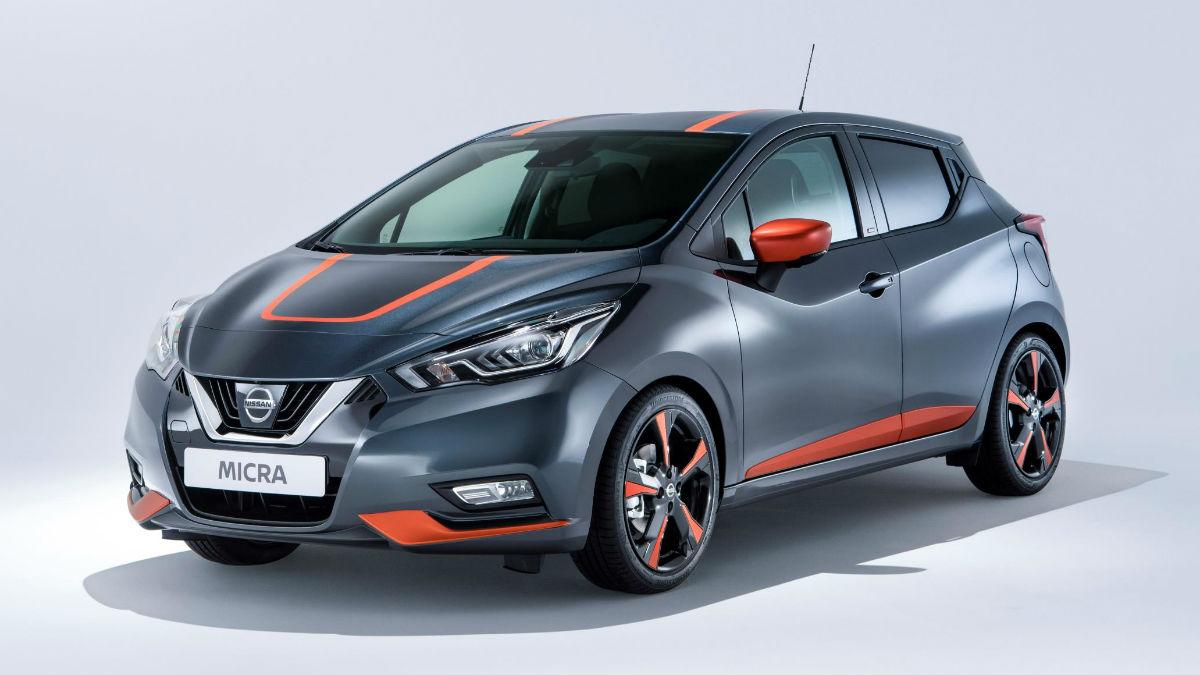 El nuevo Nissan Micra Bose Personal Edition es una edición especial limitada a 2.500 unidades que combina diseño a la última con una calidad de audio fuera de lo común.