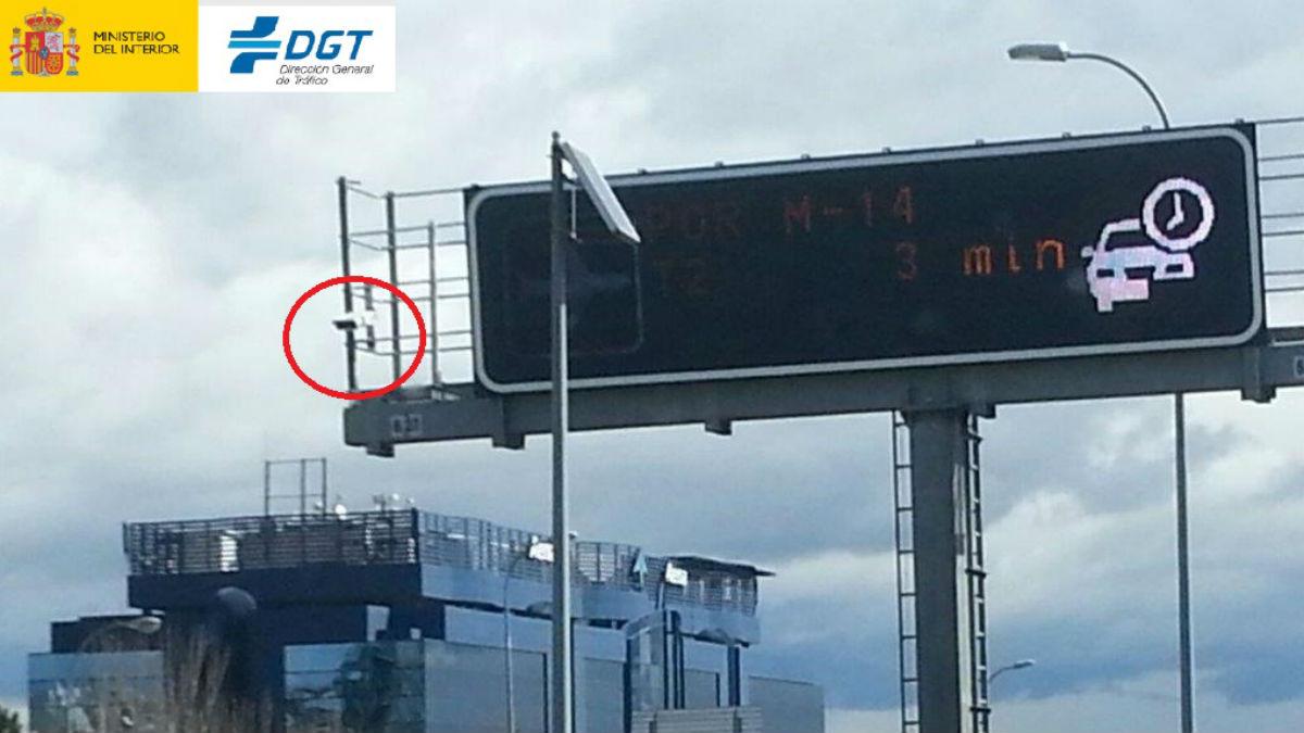 Las 50 primeras cámaras de control del uso del cinturón de seguridad ya están operativas en España, aunque durante los dos primeros meses no multarán.
